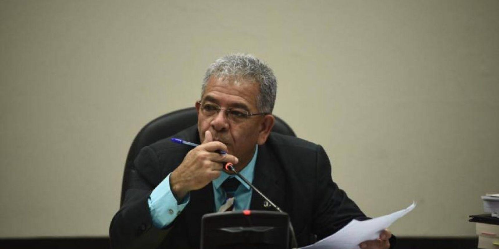 El juez Miguel Gálvez. Foto:Publinews