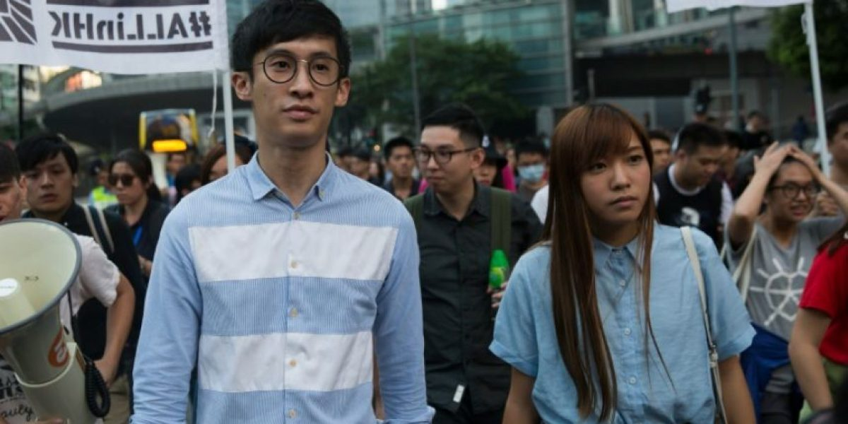 China excluye a dos independentistas del Parlamento de Hong Kong