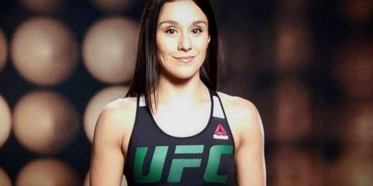 VIDEO. Bella peleadora de la UFC se desnuda en la báscula previo a su gran pelea