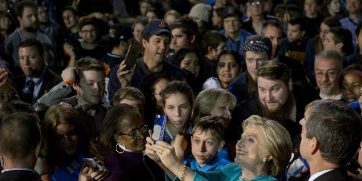 Clinton y Trump, en el capítulo final de una campaña histórica en EEUU