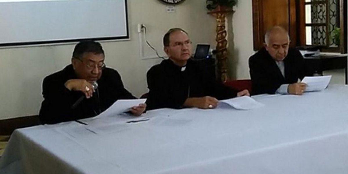 Religiosos rechazan presiones internacionales en el país