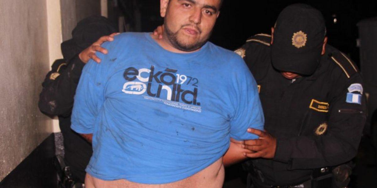 Lo capturan por herir de bala a una agente de PNC tras cometer un ataque armado en un palenque