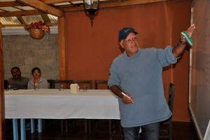 El entrenador guatemalteco dejó de ser este lunes el seleccionador nacional. Foto:Publinews