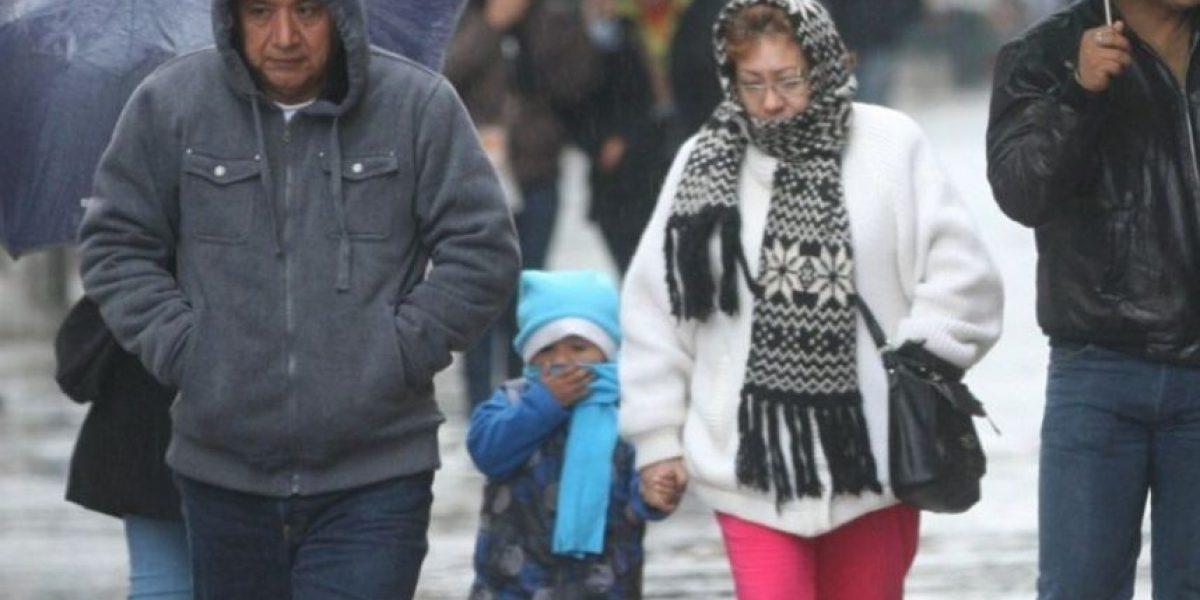 Prepárate para más frío en esta semana, según el Insivumeh