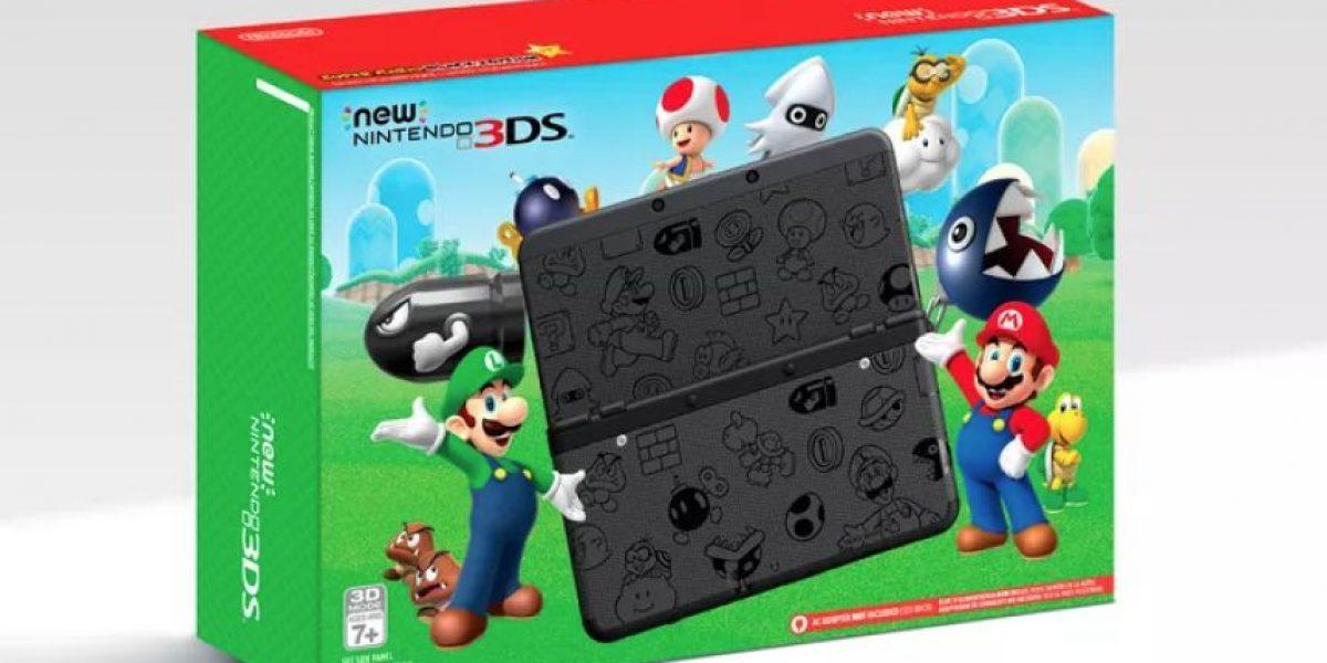 ¡Alista los pulgares! Estas son las dos ediciones limitadas del Nintendo 3DS para el Black Friday