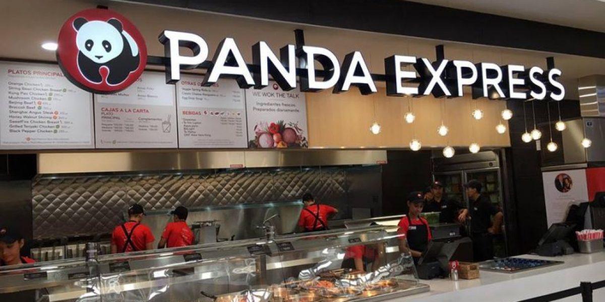 Panda Express abre sus puertas en Miraflores