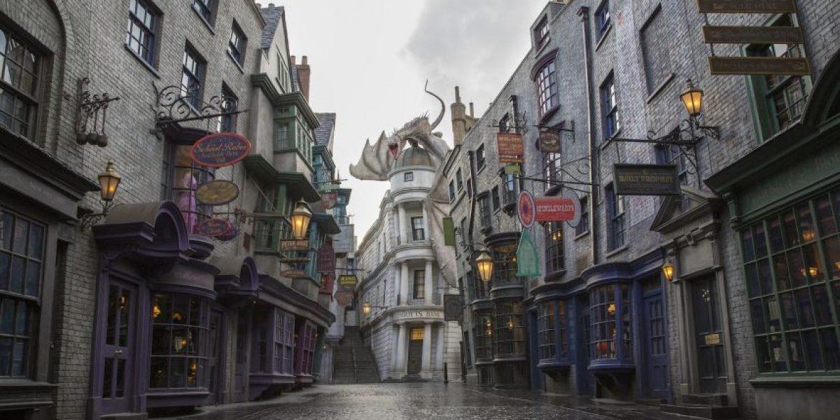 Lo que debes saber para no perderte el día en el Callejón Diagon de Harry Potter en Guatemala