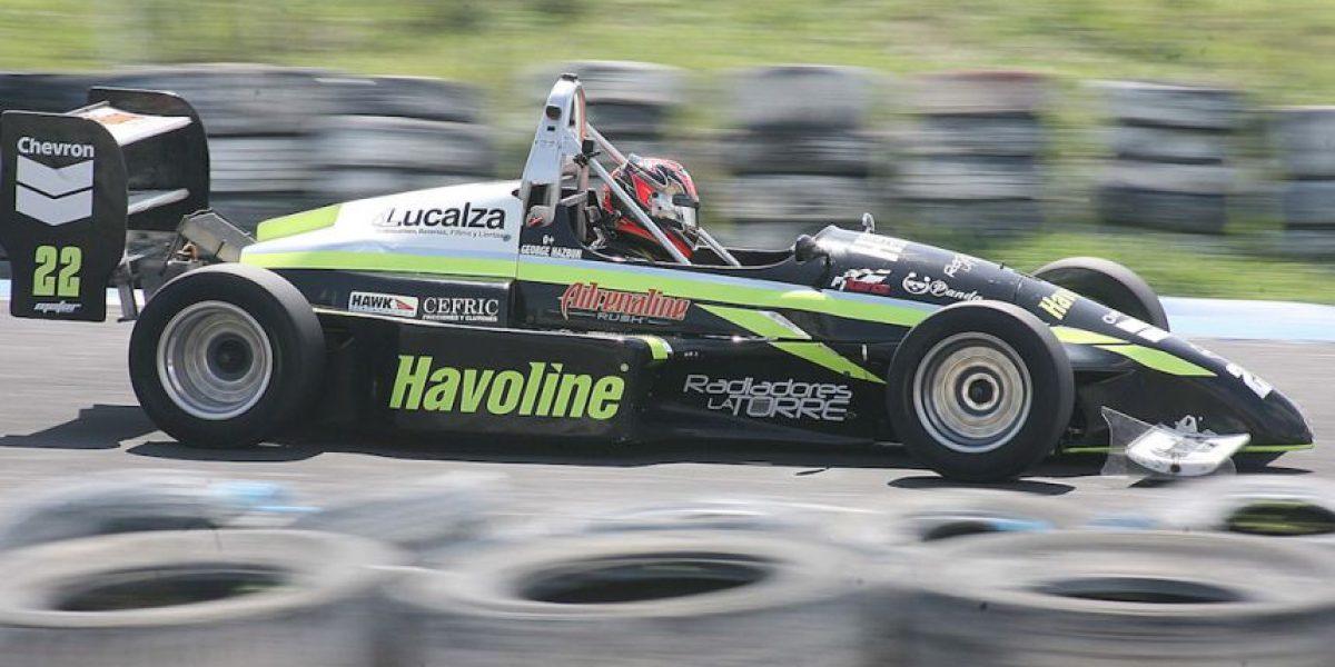 Ellos fueron los mejores pilotos en el final del Campeonato Nacional de Automovilismo