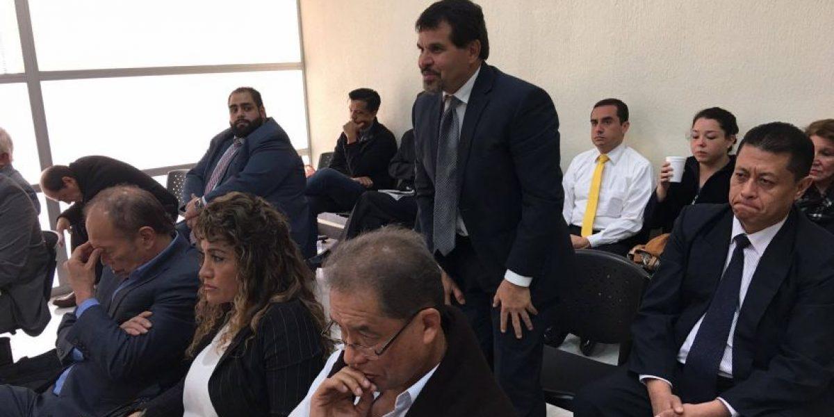 La CICIG acusa de lavado a los sindicados en el caso Bantrab