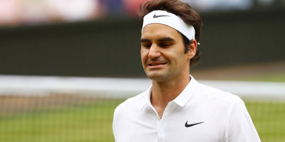 Roger Federer, fuera del top ten por primera vez en 14 años