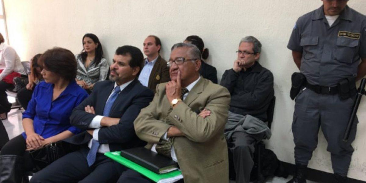 Caso Bantrab: Juez liga a proceso a los 6 sindicados de lavado de dinero