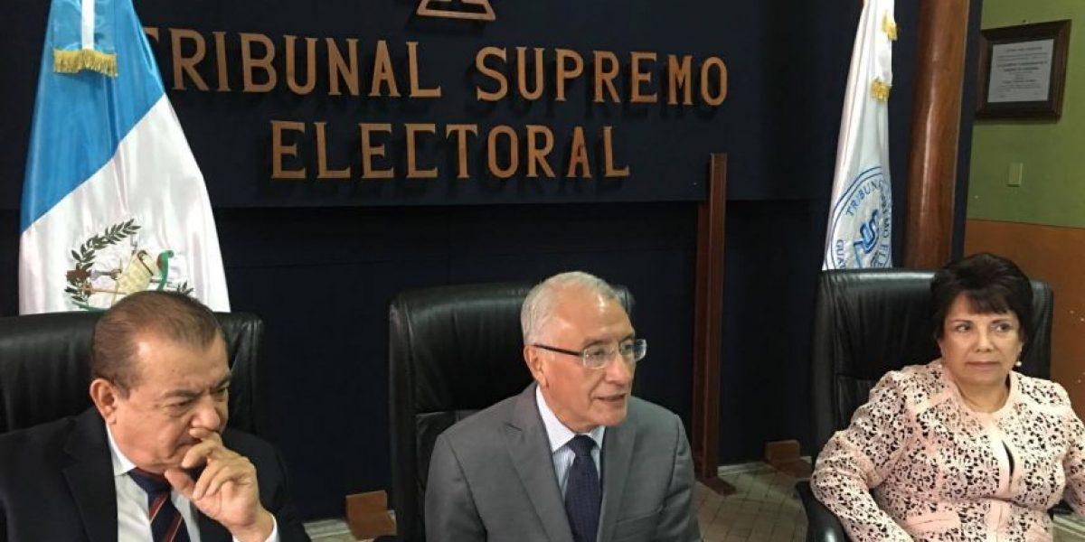 ¿Por qué se reunió el jefe de CICIG y la Fiscal General con los magistrados del TSE?