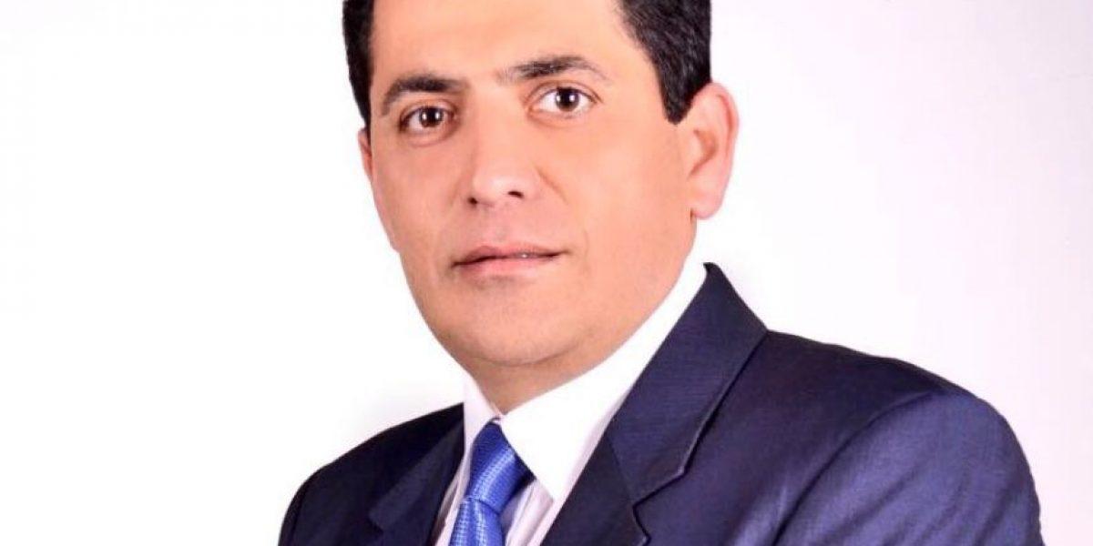 """""""Aquí no hay ninguna negociación"""" dice Oscar Chinchilla, quien es propuesto para dirigir el Congreso"""