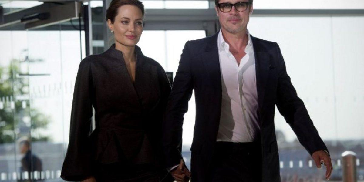 Hijos de Angelina Jolie y Brad Pitt permanecerán con la actriz