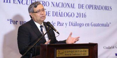 """Vicepresidente Jafeth Cabrera arremete contra """"críticos del gobierno"""""""