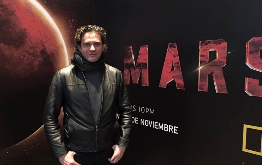 Everardo Gout, director de la serie. Foto:Publinews