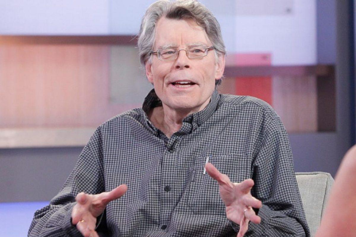 El escritor Stephen King