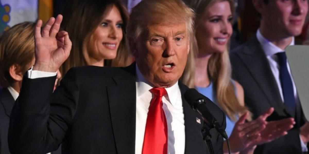 Trump, la indomable y temeraria fuerza que aspira a la Casa Blanca
