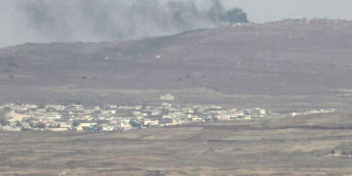 Israel ataca una posición del régimen sirio en los Altos del Golán