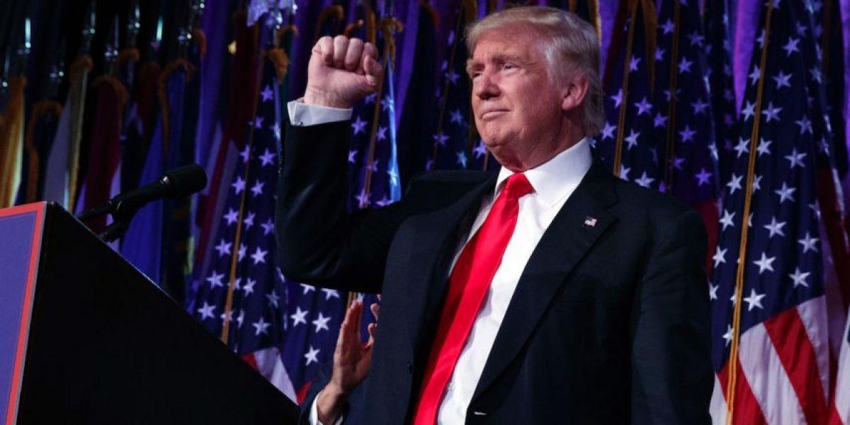 Guatemala felicita a Donald Trump