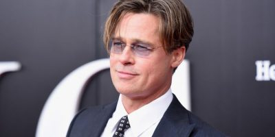 Getty Images Foto: Brad Pitt