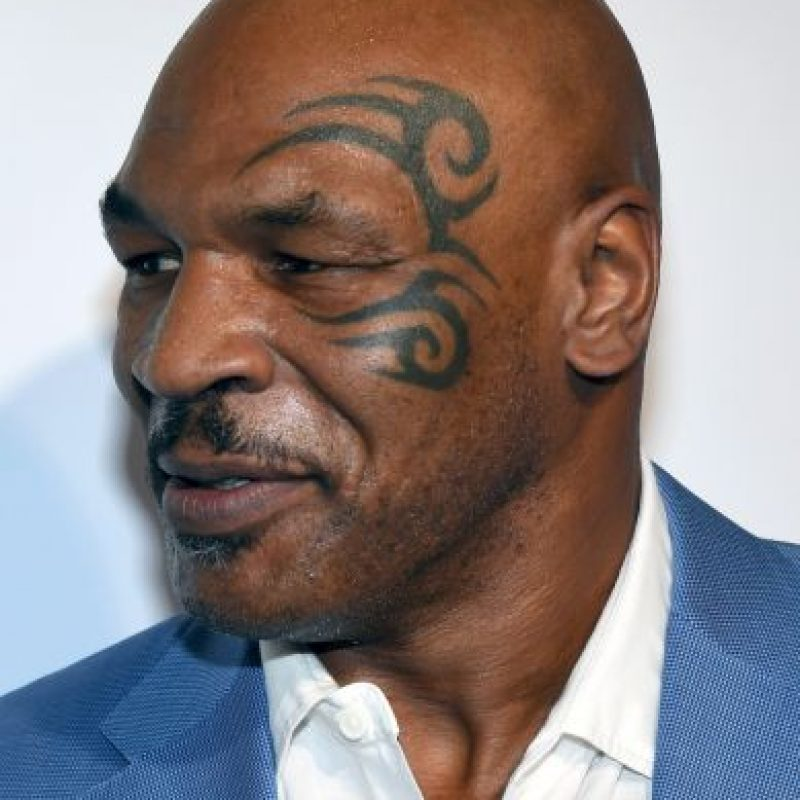 Getty Images Foto: Mike Tyson