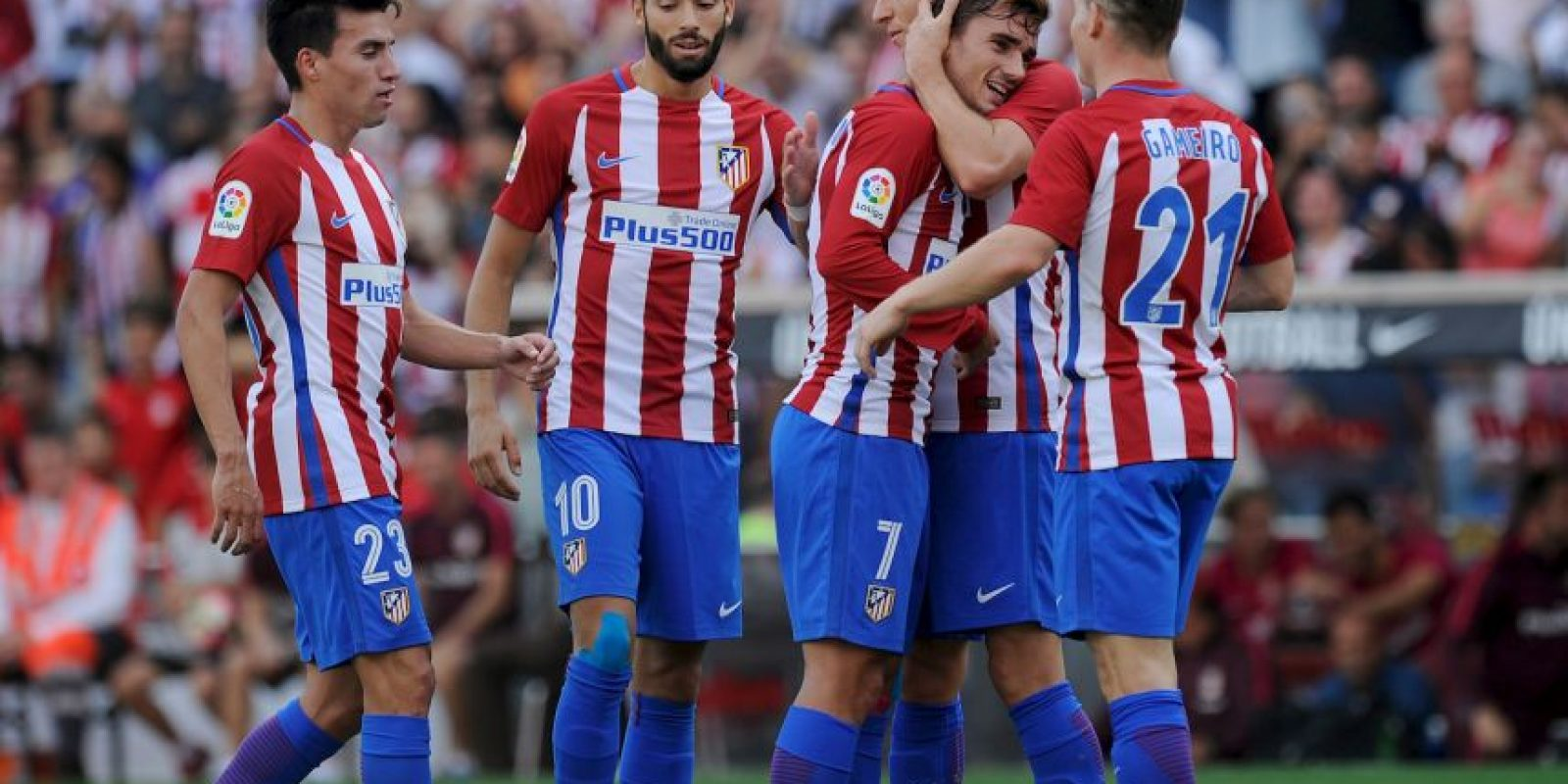 Getty Images Foto:Futbolistas del Real Madrid y Atlético son señalados en escándalo sexual
