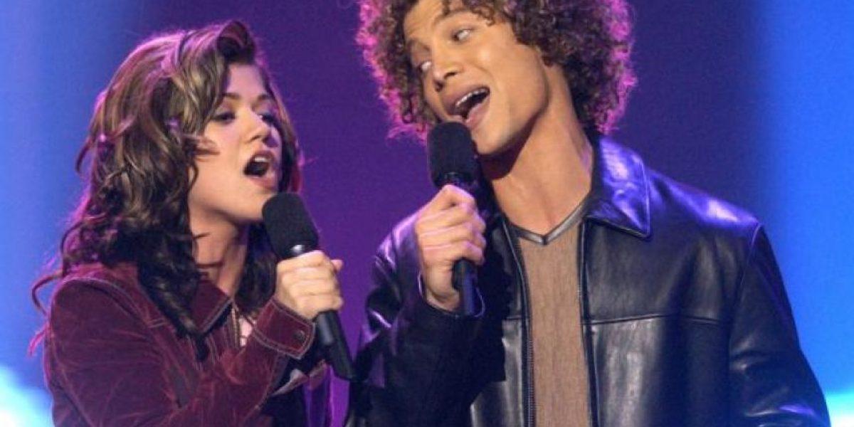 Irreconocible y sin sus colochos, así luce Justin Guarini, finalista de la 1era temporada de American Idol