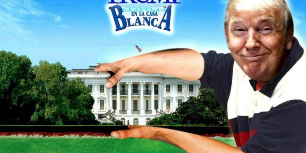 Los memes más graciosos de la elección presidencial en USA