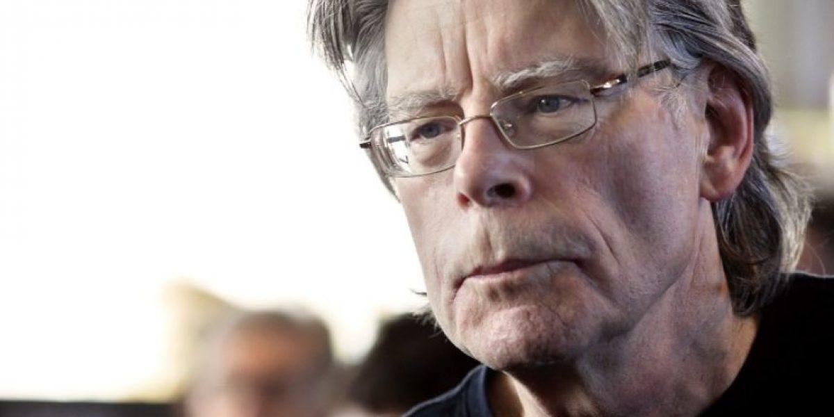 El célebre escritor Stephen King se