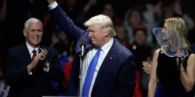 Donald Trump es elegido presidente de Estados Unidos