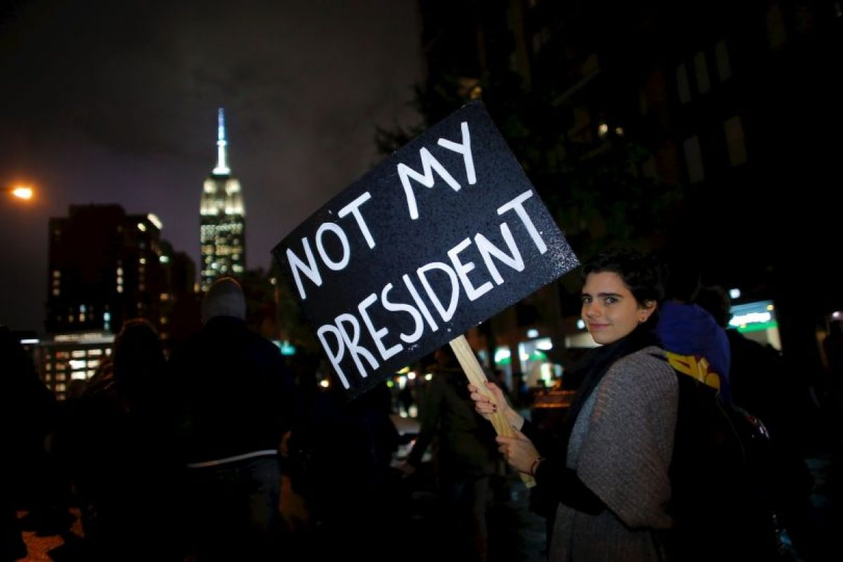 AFP Foto:El 20 de enero tomará protesta