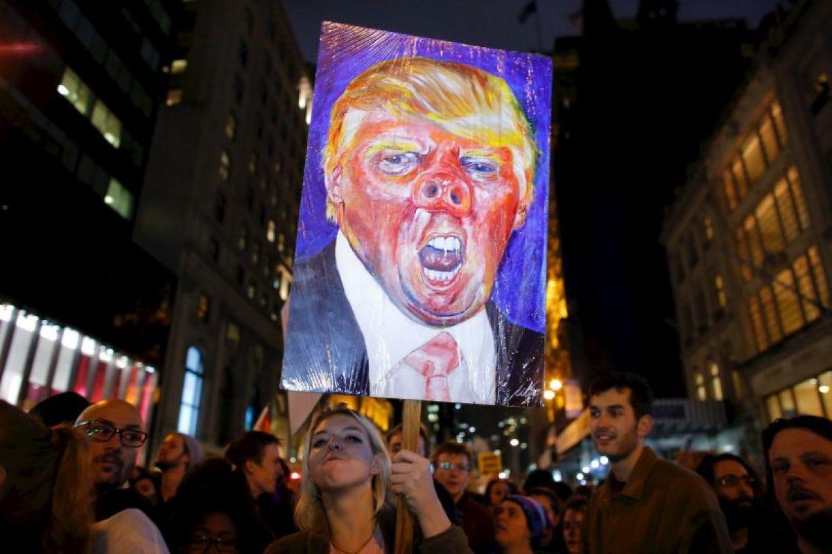 AFP Foto:Lo que ha provocado una serie de protestas en Estados Unidos