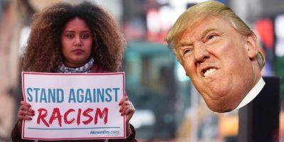 Los ataques racistas de seguidores de Trump llegan a las redes sociales
