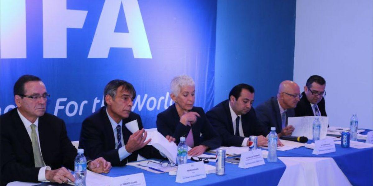 Concacaf publica lista de los torneos que se perderá Guatemala si no le quitan la suspensión