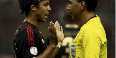 El vibrante juego entre Estados Unidos y México estará en manos del guatemalteco Walter López