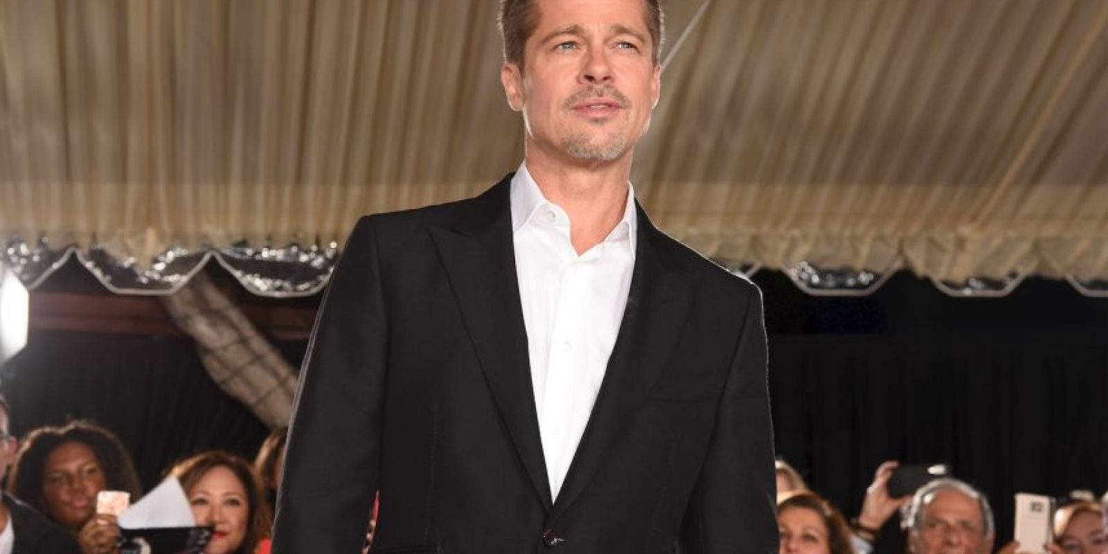 Getty Images Foto:Brad Pitt