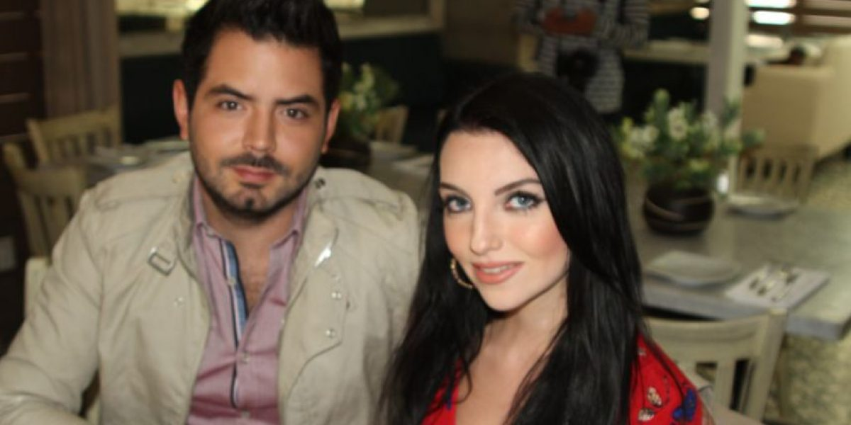 La sexy novia del hijo de Eugenio Derbez que está causando furor en las redes