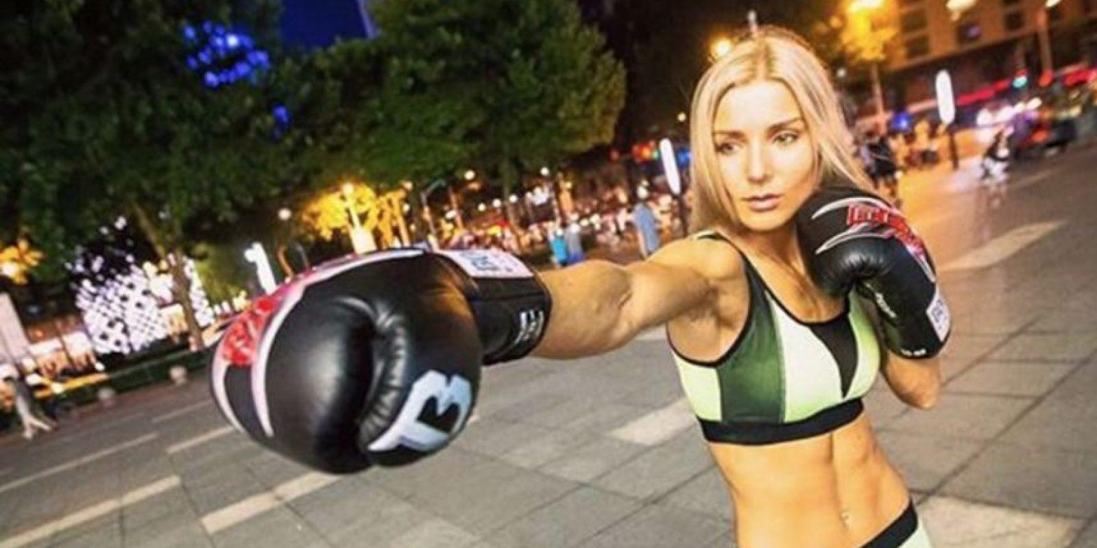 Instagram Foto:Las mejores imágenes de las redes sociales de Ekaterina Vandaryeva