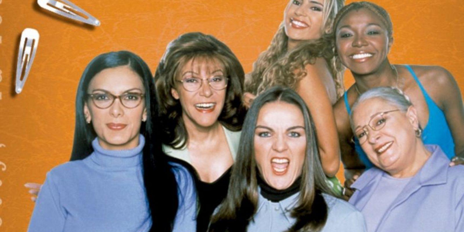 RCN Televisión Foto:El elenco tuvo una emotiva reunión
