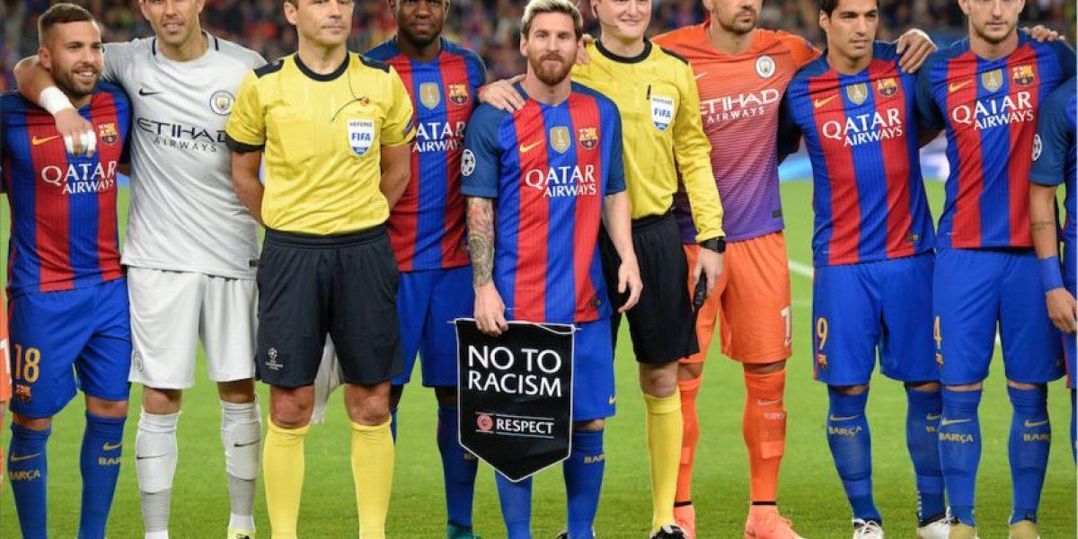 Defensa del Barcelona que sería titular ante el Real Madrid se lesiona y será baja tres semanas