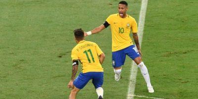 Neymar y Brasil borran de la cancha a Messi y Argentina
