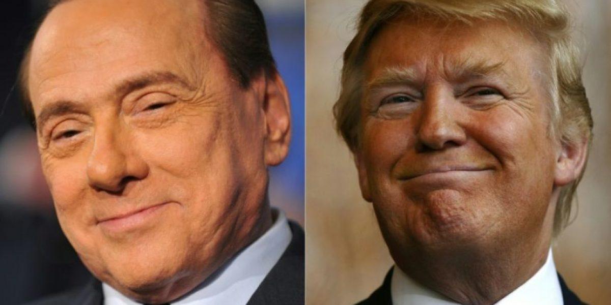 Donald Trump, ¿un Berlusconi estadounidense?