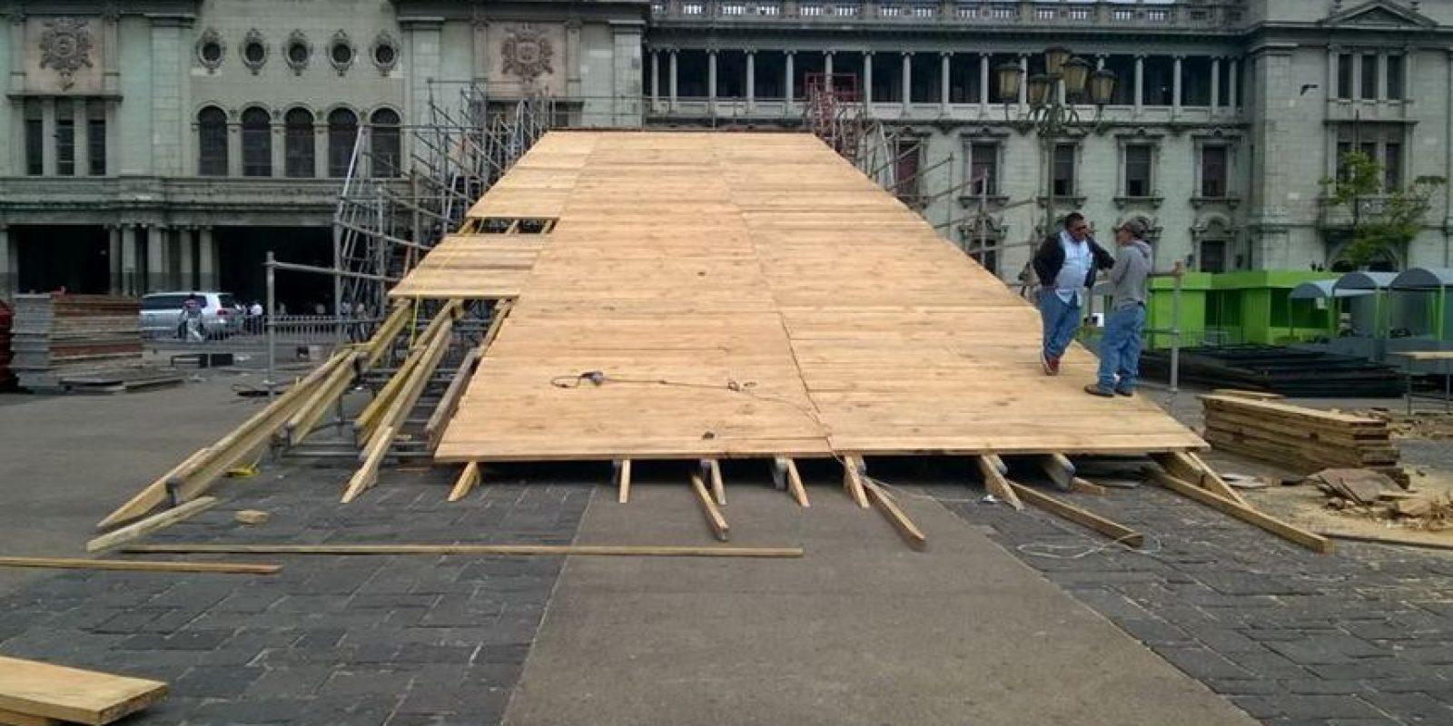 Foto:Facebook Municipalidad de Guatemala