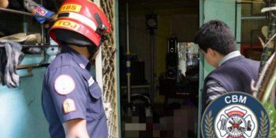 Asesinan a esposos y a un hombre en vivienda de zona 11, donde también dejan a un perro muerto