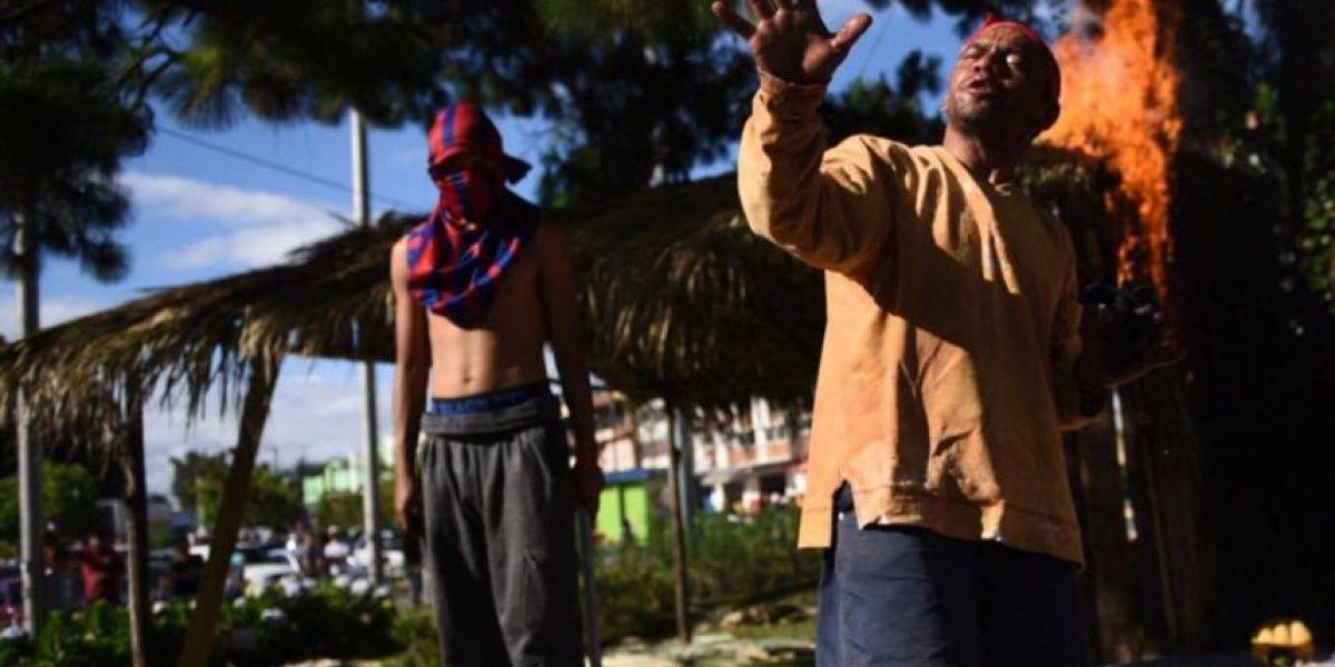 Autoridades piden apoyo de la población para identificar a estas personas por actos vandálicos