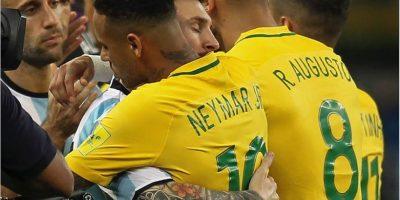 La prensa destroza a Messi tras la goleada sufrida por la Brasil de Neymar