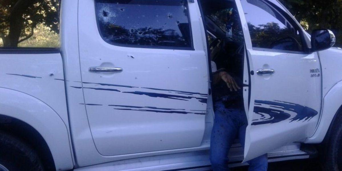 Asesinan a balazos a empresario de transporte de pasajeros junto a otros tres hombres en Chiquimula