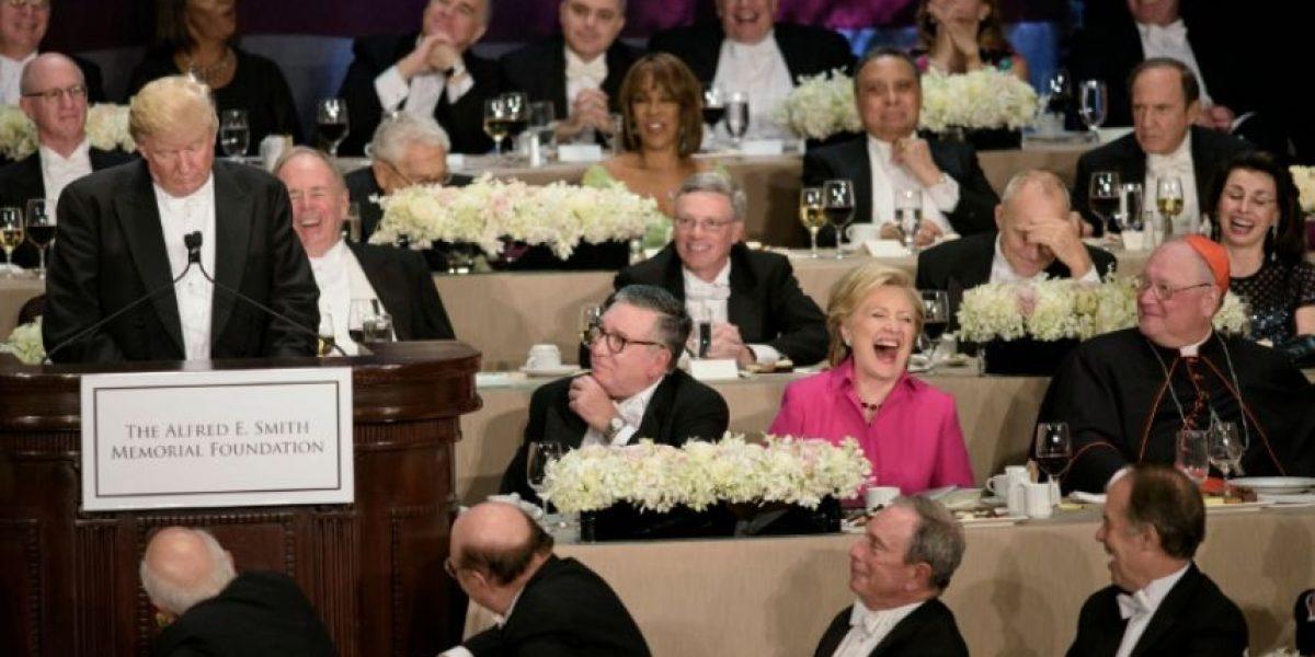 La carrera a la Casa Blanca de Trump, casi dos años de montaña rusa