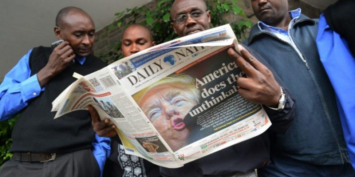Incertidumbre en África tras la elección de Trump